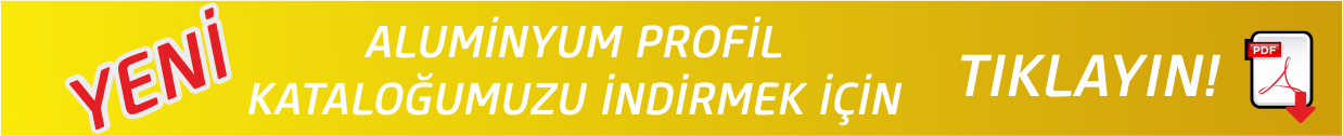 aluminyum profil indir
